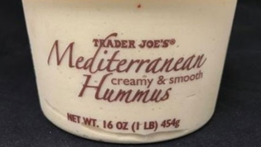 Premise Indicator Words: 2 Trader Joe's Hummus Flavors Recalled Due To Listeria