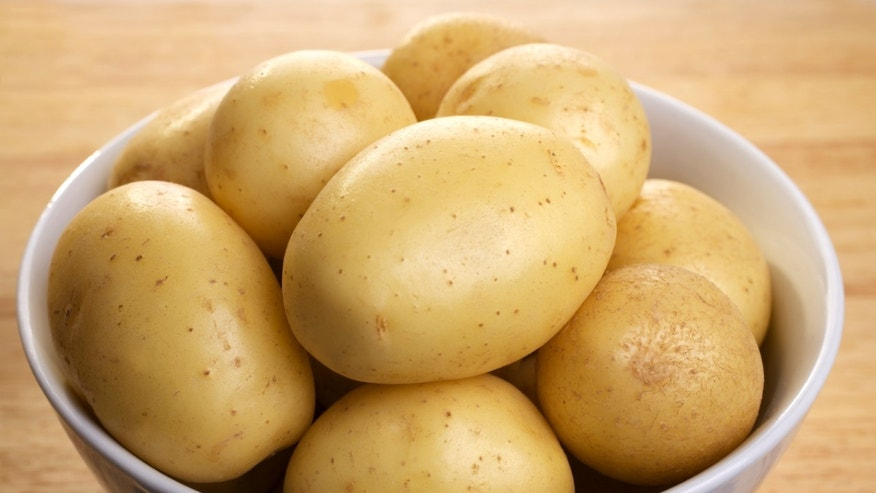 Human Who Eat Potatoes For A Year Reports Dramatic Weight Loss
