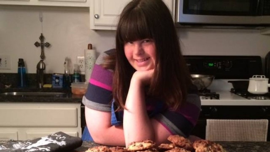 Collete Divitto, who has Down syndrome, started her own cookie business after several prospective employers rejected her.