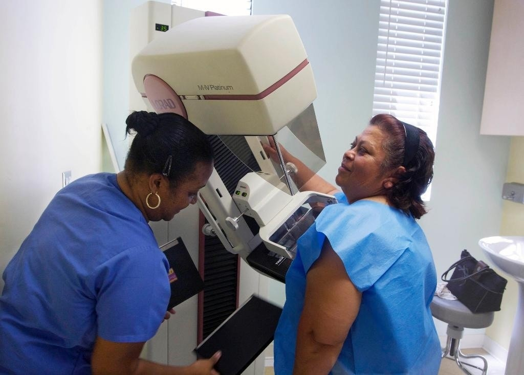 Mammograms tied to overdiagnosis of breast cancer