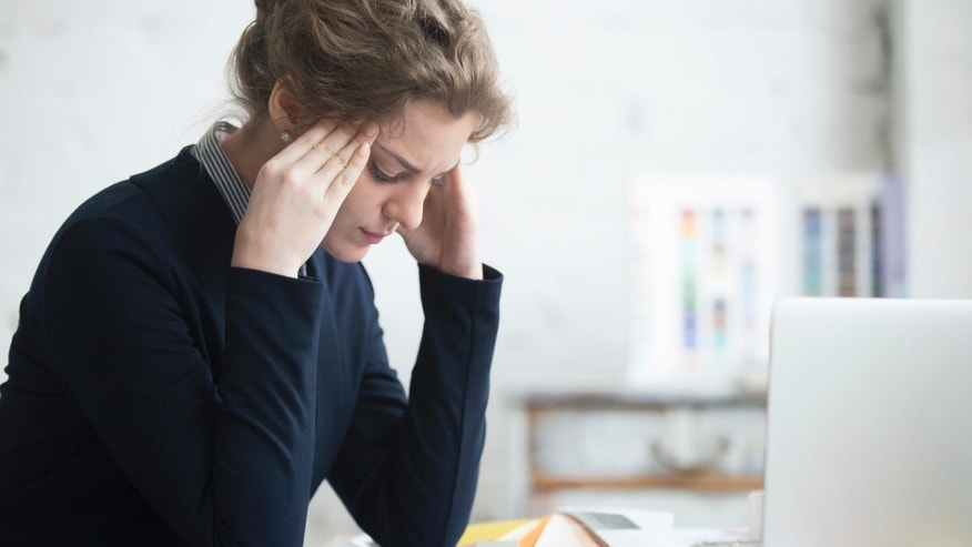 This is how the stress bring you closer to the heart disease