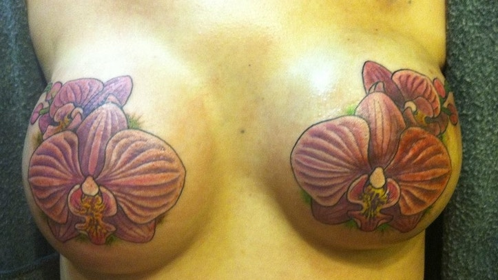kerry soraci breast cancer tattoo facebook