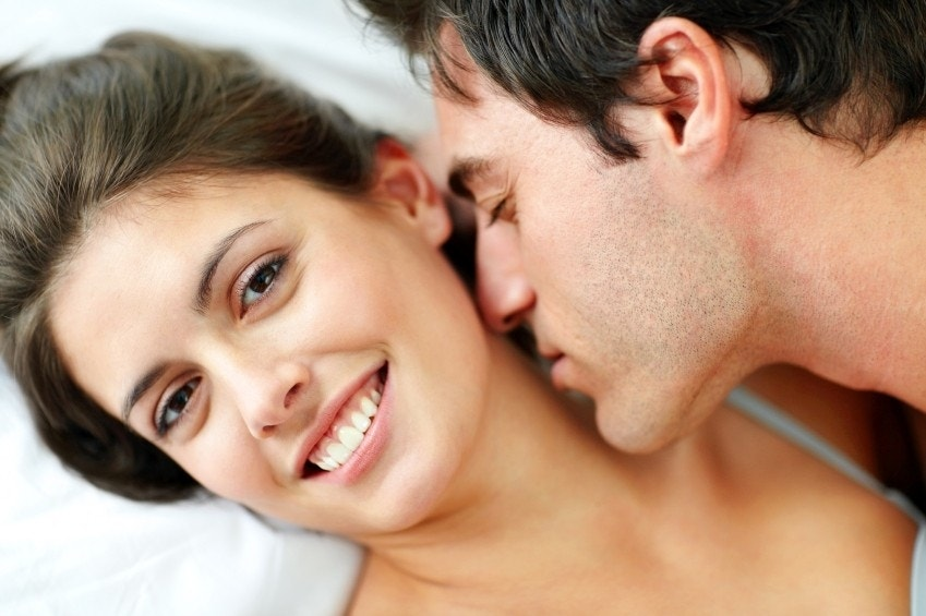 Why having lots of sex boosts your happiness