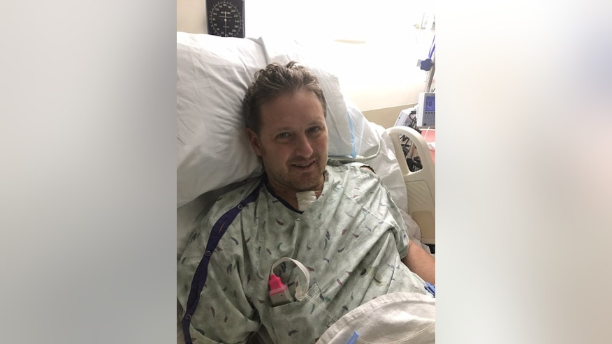 Kevin Breen will have both hands and both feet amputated after a rare strep infection in his stomach.
