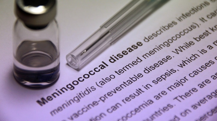 Meningococcal disease describes infections caused by the bacterium Neisseria meningitidis (also termed meningococcus). It carries a high mortality rate if untreated but is a vaccine-preventable disease. While best known as a cause of meningitis, widespread blood infection can result in sepsis, which is a more damaging and dangerous condition. Meningitis and meningococcemia are major causes of illness, death, and disability in both developed and under-developed countries.