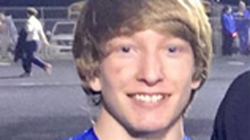Aaron Singleton, 15, died after a football injury.