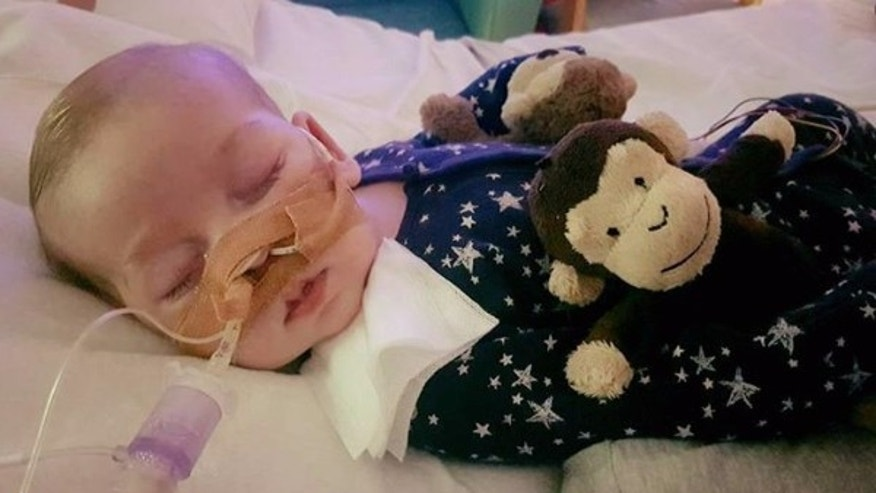 Charlie Gard's parents had left the courtroom by the time the judge finished explaining his verdict.