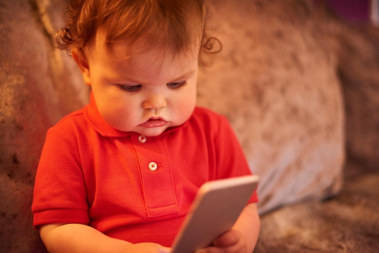 Technology in early child development: Good or bad?