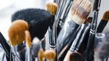 Cleaning%20your%20makeup%20brushes%20should%20be%20a%20monthly%20ritual.%20You%20can%20use%20a%20DIY%20cleanser%20that's%20two%20parts%20antibacterial%20soap%20and%20one%20part%20coconut%20oil.%0AREAD%3A%20Sonia%20Kashuk's%20Must-Have%20Makeup%20Brushes%0A