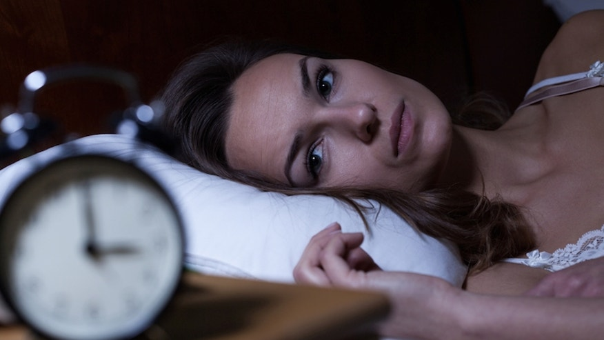 Insomnia leads to more than groggy mornings