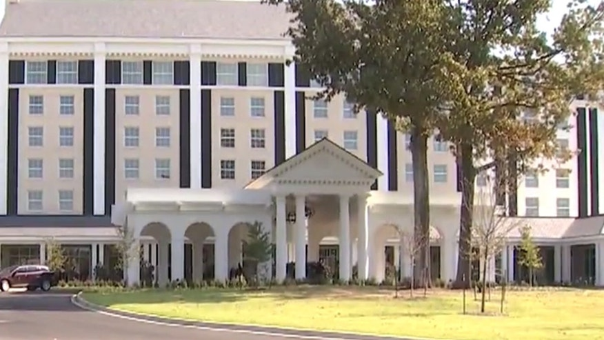 A Legionnaires outbreak at The Guest House at Graceland hotel has sickened 3.