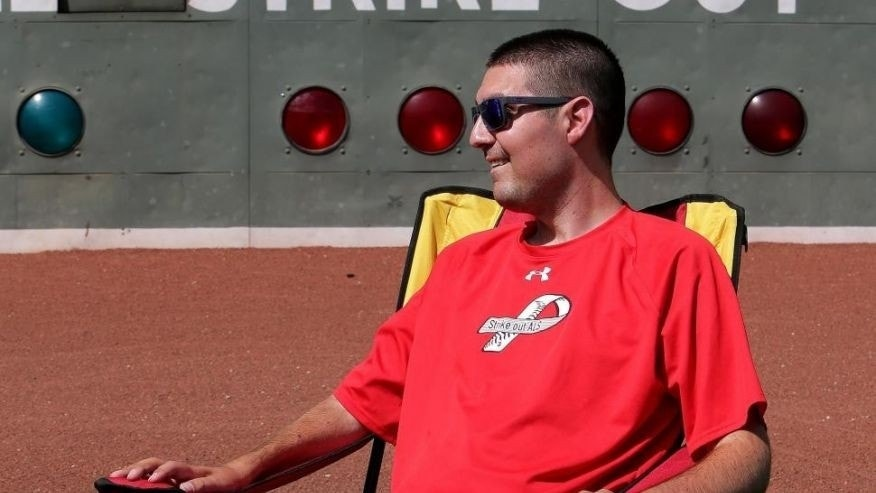 The family of Pete Frates is asking for prayers after he was admitted to the hospital.