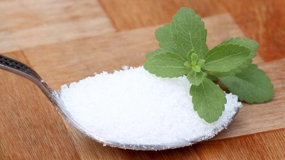 Stevia is usually consumed in a powdered form.