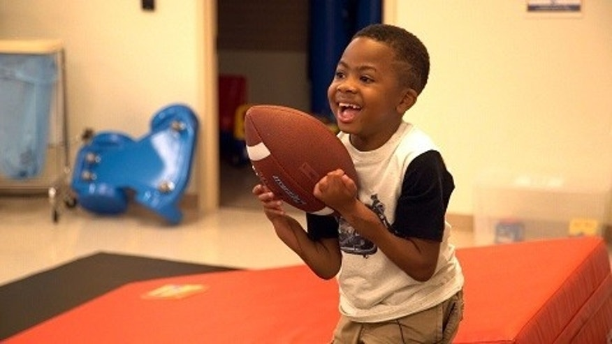 Baltimore boy's double-hand transplant a success, doctors say
