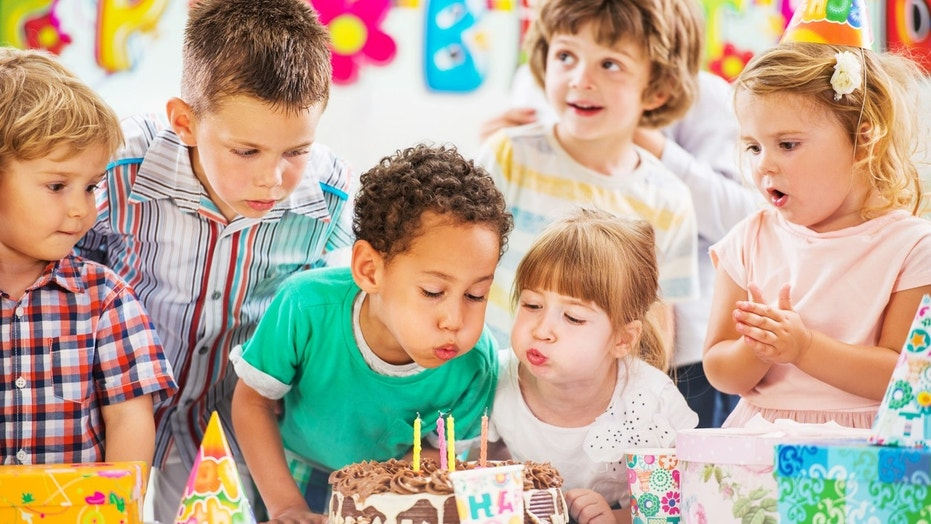 Blowing out candles on a cake increases the bacteria on that cake 14-fold.