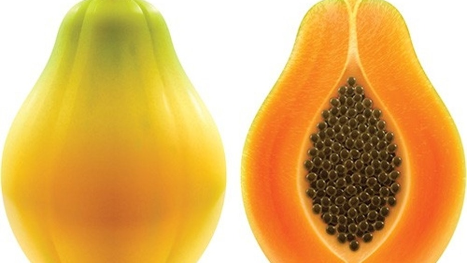 A total of 109 people were sickened after contracting salmonella from eating papayas imported from Mexico, the CDC said on Friday. (Evgeniy Ivanov)