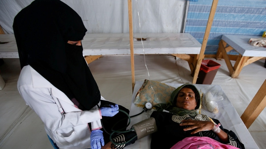 The Red Cross has warned that cholera, a diarrheal disease that has been eradicated in most developed countries, could infect a million people in Yemen by the end of the year.