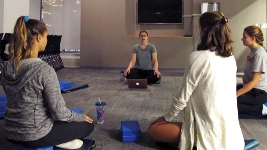 The University of Vermont in Burlington, VT, has opened a dorm that goes beyond mere bans on drugs and alcohol to promote overall healthy lifestyles. Students meditate, practice yoga, eat well and make other healthy choices in the Wellness Environment.