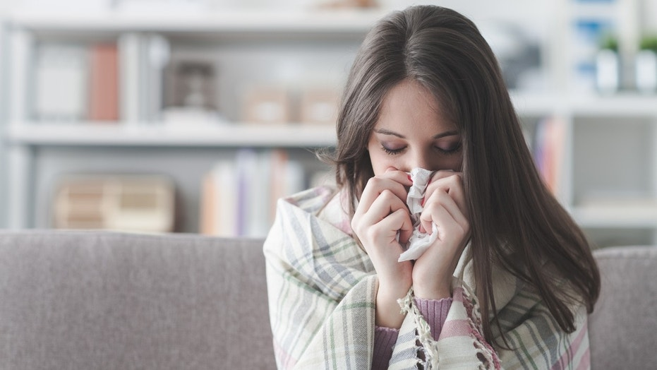 A cold and a sinus infection can look quite similar with their sore throats and post-nasal drip.