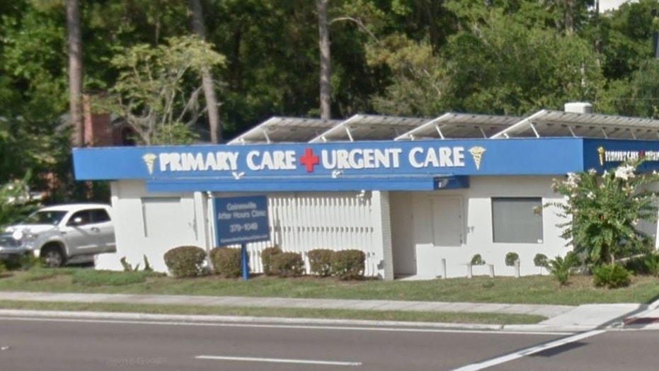 "A Florida mother was told to ""get the hell out"" of Gainesville After-Hours Clinic Monday after she questioned how much longer she would have to wait to be seen."