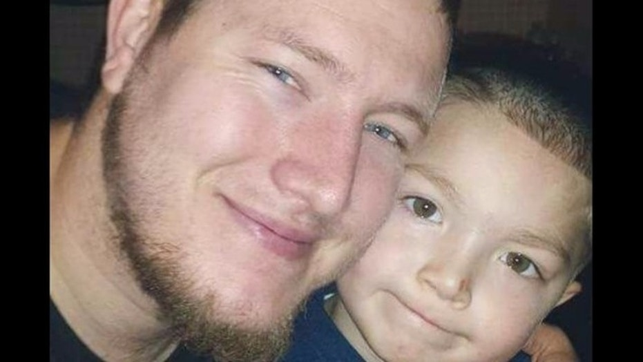 Joshua Hoefer was reportedly packing up to evacuate when he suffered an asthma attack.