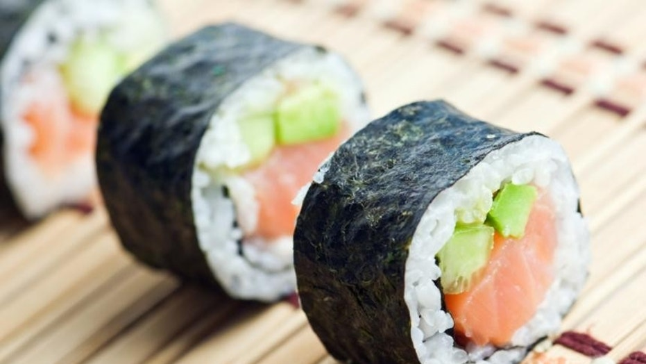 With an increased interest in raw food, especially sushi, people should stay aware of safety habits.