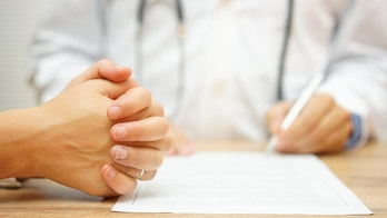 hands of Concerned Women for a medical report written by a doctor on the medical condition