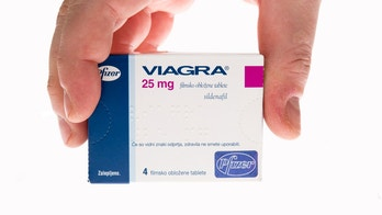 """Ljubljana, Slovenia - March 31, 2011: Sildenafil citrate, sold as Viagra, Revatio and under various other trade names, is a drug used to treat erectile dysfunction and pulmonary arterial hypertension."""