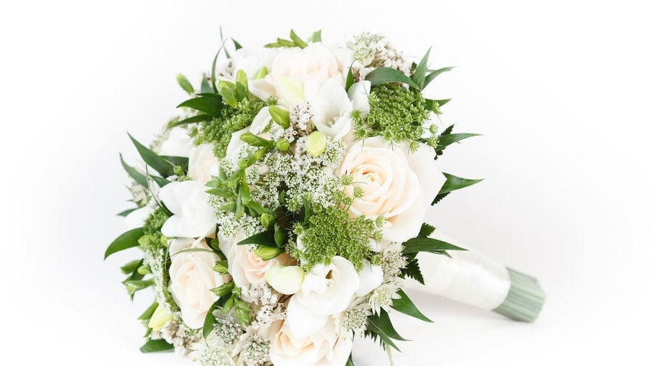 Christine Miller suffered a severe reaction to snow-on-the-mountain flowers, which she had unknowingly added to her bridal bouquet.