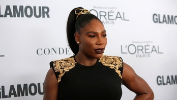 Tennis player Serena Williams attends the 2017 Glamour Women of the Year Awards at the Kings Theater in Brooklyn, New York, U.S., November 13, 2017.  REUTERS/Andrew Kelly - RC1EE049C4F0