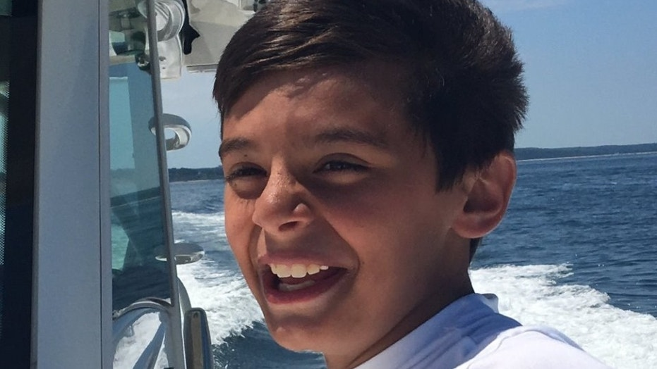 Nico Mallozzi, 10, died on Sunday after suffering complications from the flu, according to a coroner.