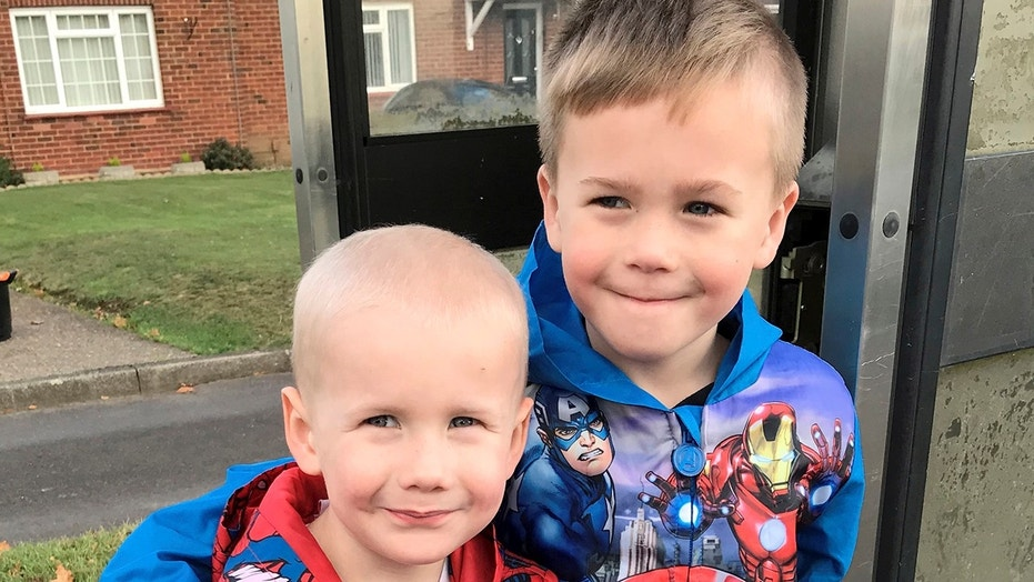 Finley Cripps will donate bone marrow to younger brother, Ollie who has acute myeloid leukemia.