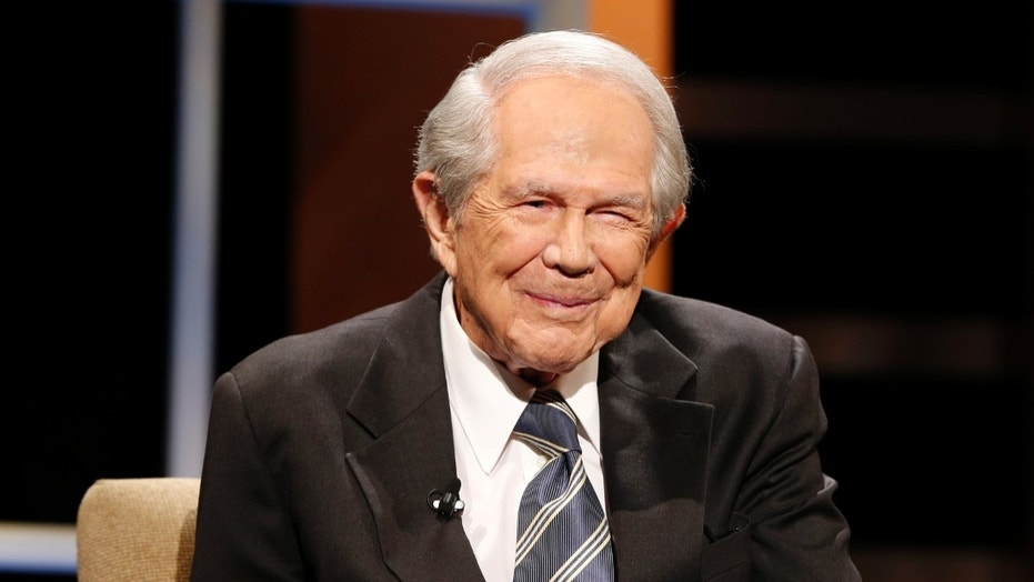 Televangelist Pat Robertson is recovering after suffering a stroke