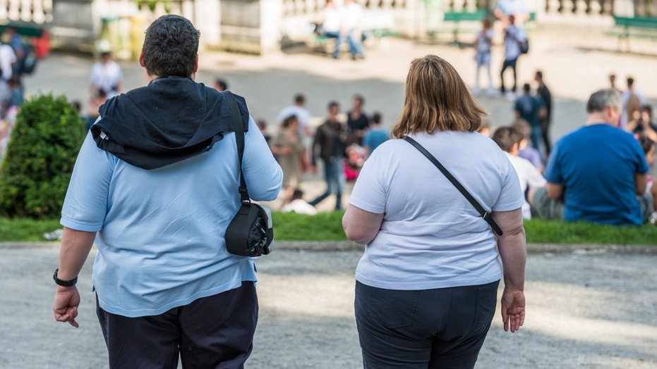 When middle-aged people were obese, men were 67% more likely to have a heart attack, stroke, heart failure or cardiovascular death and women had 85% higher odds compared to normal-weight peers.