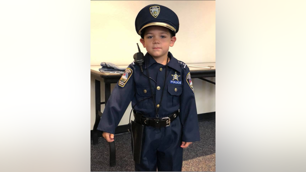 kid officer
