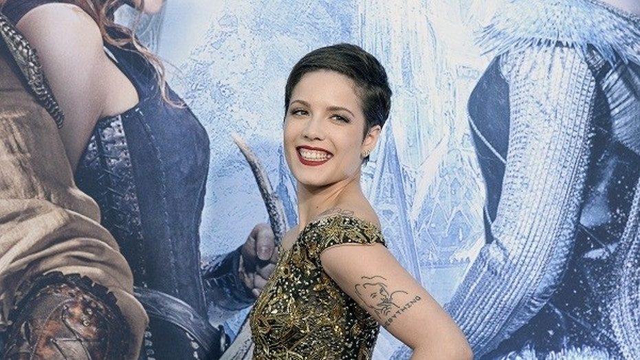 Halsey said she was planning on freezing her eggs due to her endometriosis which can make it difficult to get pregnant.