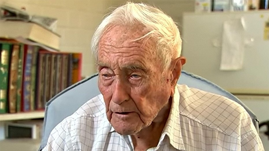 Australian scientist, 104, heads to Switzerland for assisted dying