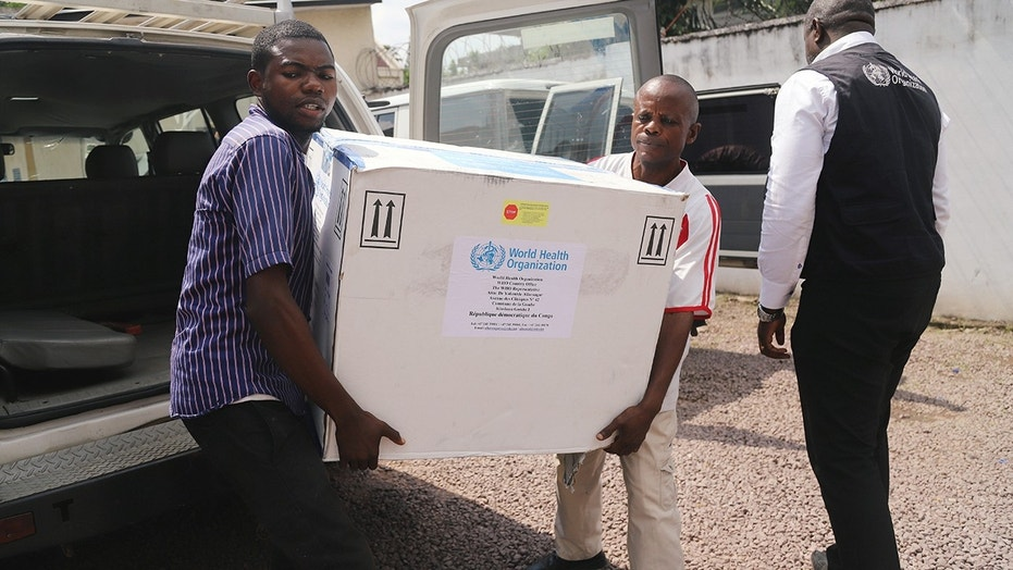 WHO has sent 4,000 doses of the experimental Ebola vaccine to Congo and said it will send thousands more in the coming days as needed.