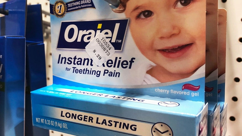 The Food and Drug Administration said that various gels and creams containing the drug benzocaine can cause rare but deadly side effects in children, especially those 2 years and younger.