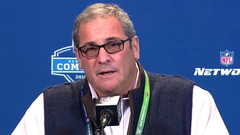 Gettleman said the cancer was discovered during an annual physical.