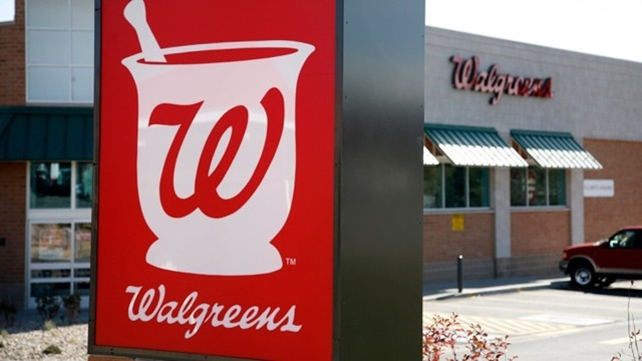 """The lawsuit said Walgreens' pharmacies """"filled massive and/or suspicious orders of unusual size."""""""