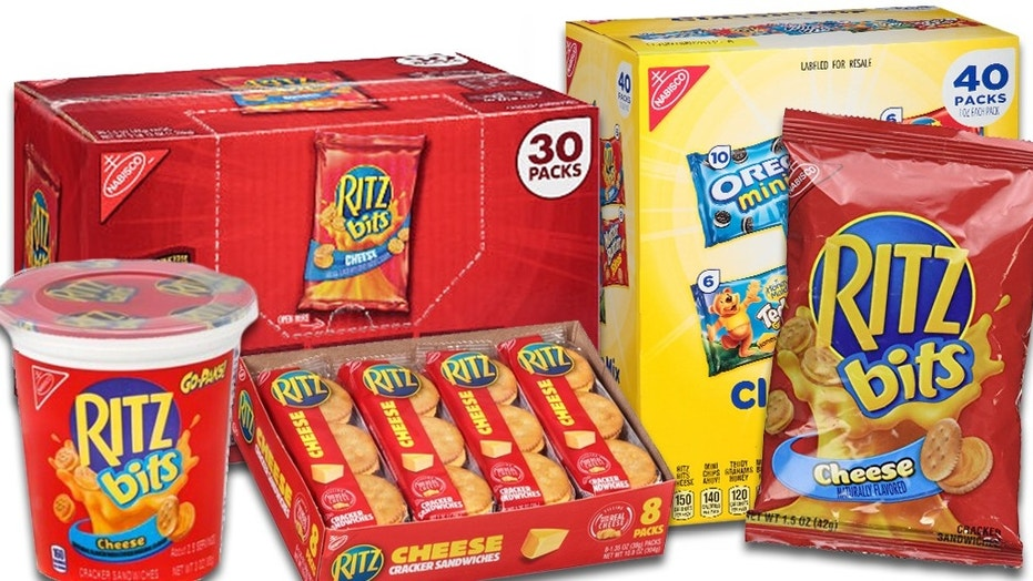 Ritz recall: Certain snacks recalled due to salmonella concerns