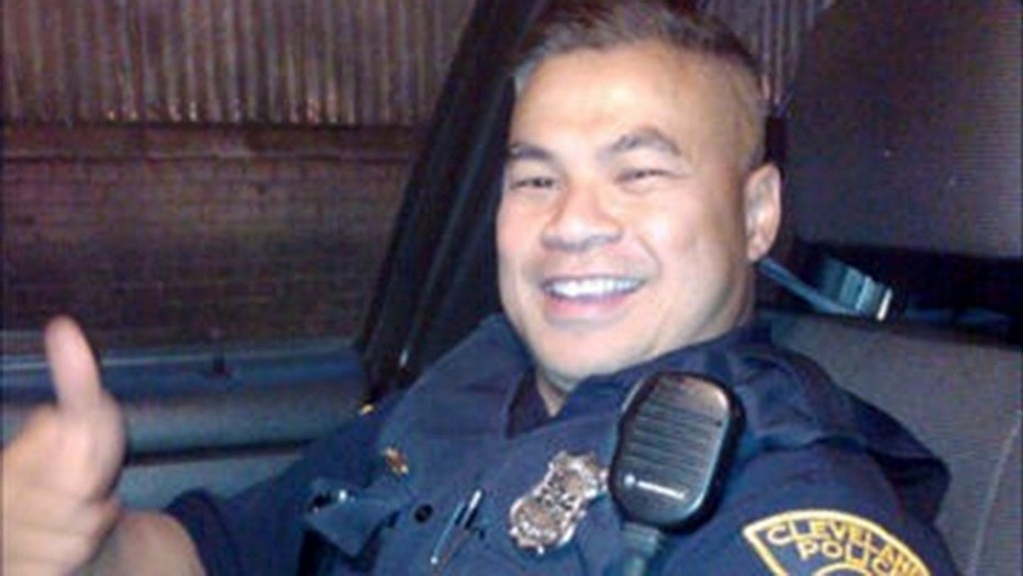 Officer Nguyen died on July 6, days after collapsing during a timed 1.5 mile run.