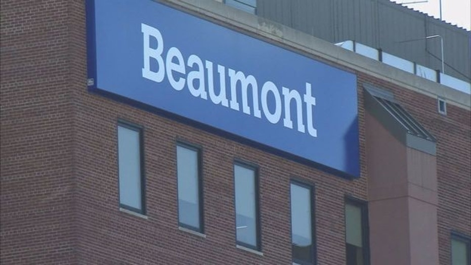 """Teoka Williams, who has worked at Beaumont Hospital in Dearborn for 10 years, claims she overheard her patient say she didn't want a """"black b----"""" caring for her."""