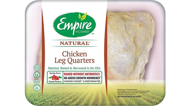 Kosher chicken linked to deadly salmonella outbreak in states including Virginia