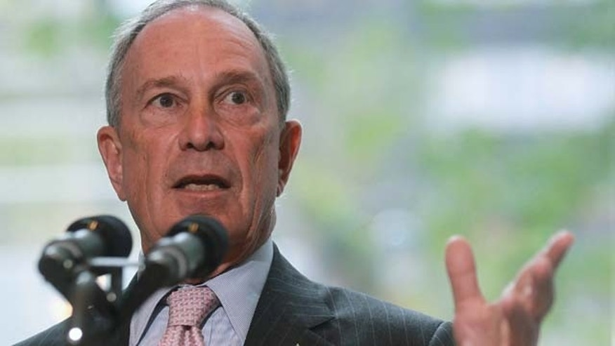 NEW YORK, NY - JULY 25:  New York City Mayor Michael Bloomberg addresses the media on July 25, 2011 in New York City.  (Photo by Mario Tama/Getty Images)