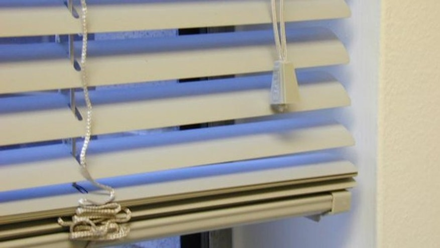 One way to add some style to your space is to replace the dingy unattractive plastic blinds that come with the apartments.