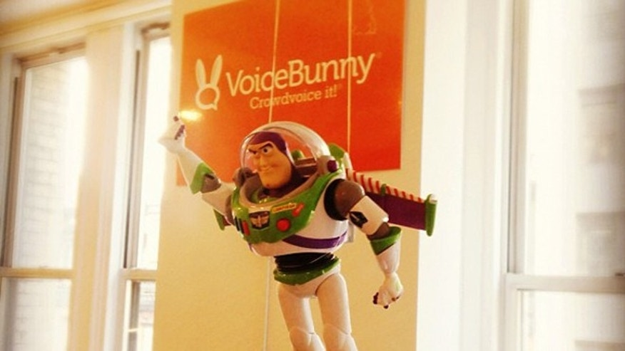 "Buzz Lightyear speaking in Spanish in ""Toy Story 3"" was a voice-talent professional from Spain recruited through Voice123.com."