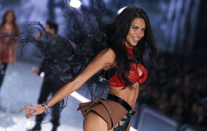 Victoria's%20Secret%20Angel%20Adriana%20Lima.%20Photo%20Credit%3A%20Associated%20Press