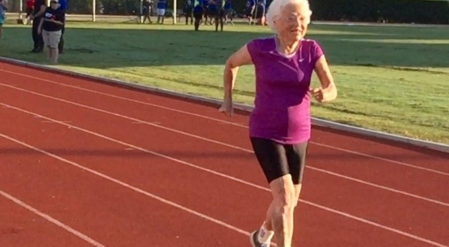 hawkins 101 year old runner senior olympics runners world